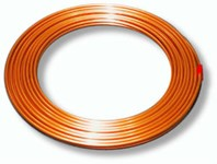 FLEXIBLE COPPER TUBING (50')