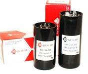 QE START CAPACITORS (330 VOLTS)