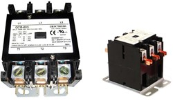 DEFINITE PURPOSE CONTACTORS (3 POLES)